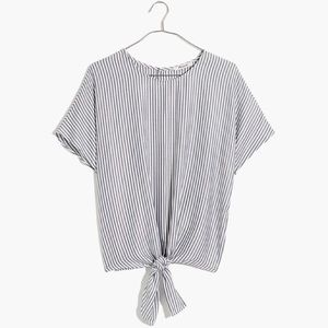 3 for $30🌺 Madewell Stripe Blouse Tees